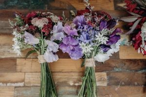 Zennor Wild wedding flowers