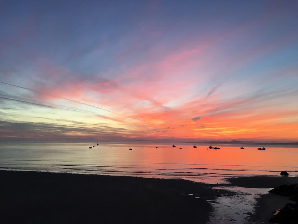 Sunrise in St Ives